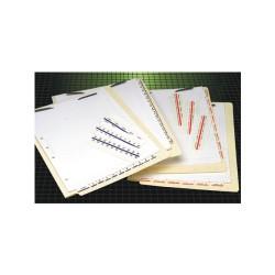 Tabbies Stick-On Number Tab Sets (801-900)