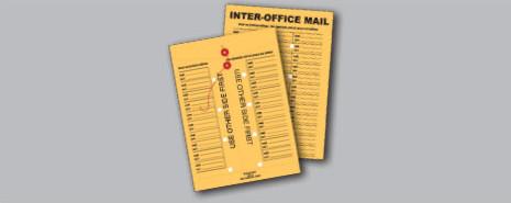 Inter-Office Envelopes
