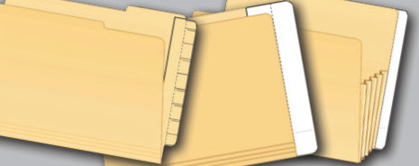 Extenda-Folder Strips