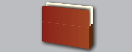 Top Tab File Pockets
