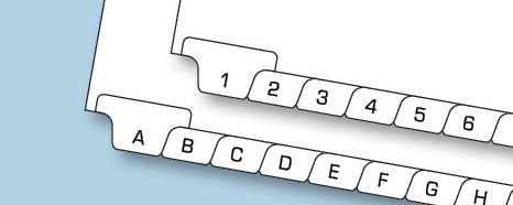 Plain Numbers/Letters
